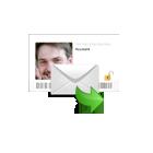 E-mail met een  medium uit Groningen
